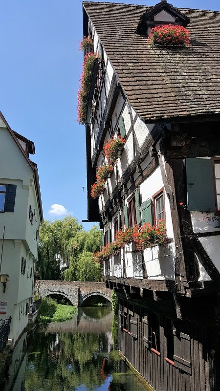 Hotel Schiefes Haus in Ulm - http://olschis-world.de/  #Haus #Hotel #Ulm