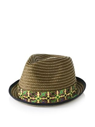 Robert Graham Men's Utu Fedora (Brown)