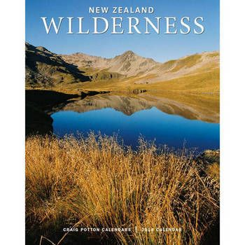 New Zealand New Zealand Wilderness Calendar 2014