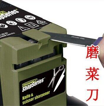 Free shipping Hot sale Multifunction Sharpener, electric household sharpener for knives scissors,planer iron,drills #Affiliate