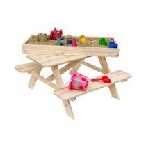 Outdoor Life Products kinderpicknick tafel met zandbak? Bestel nu bij wehkamp.nl