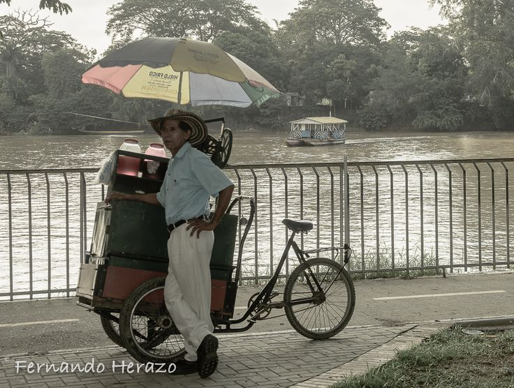 Vendedor de raspaos #Monteria #Colombia