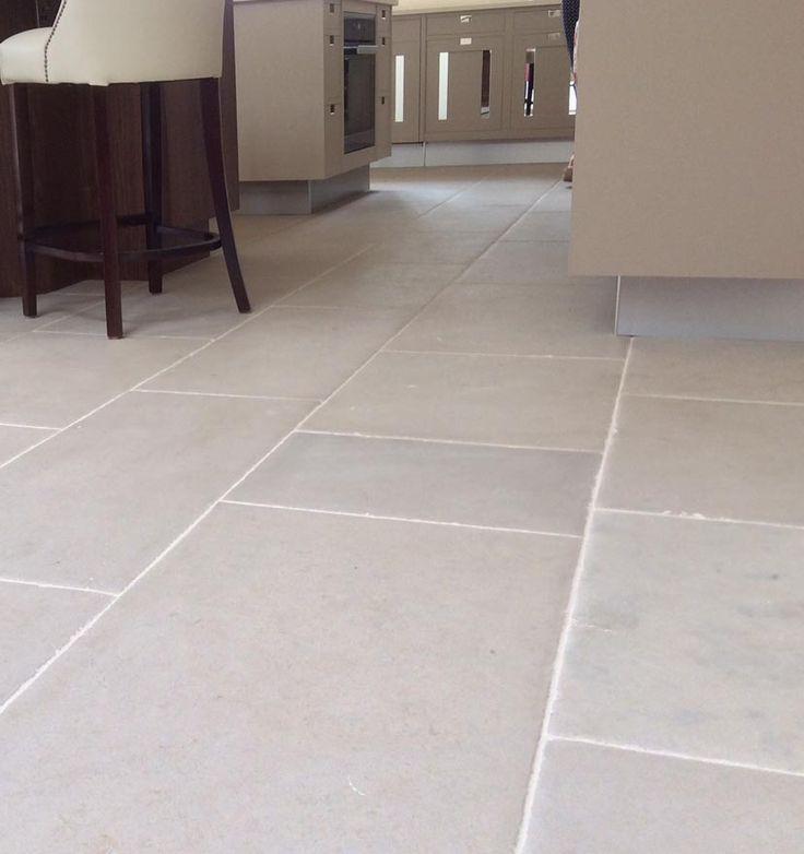 White Limestone Floor Tiles