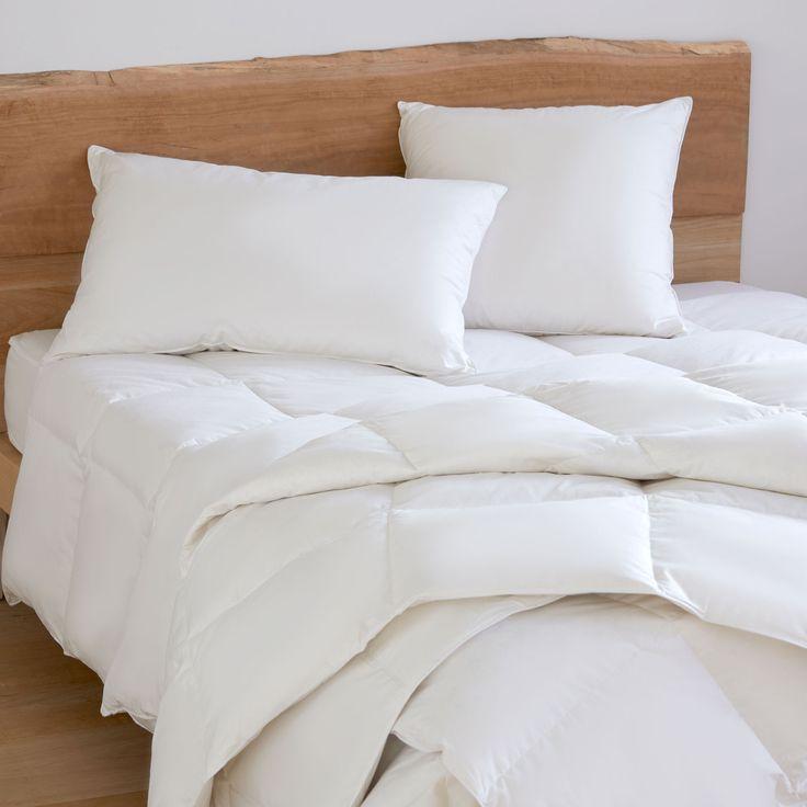 les 25 meilleures id es de la cat gorie couette plume sur. Black Bedroom Furniture Sets. Home Design Ideas