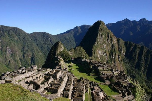 Backpacking South America Part 1