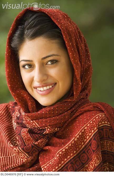 Kulfi when she was a young woman.