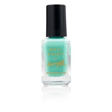 Nail Paint - Mint Green, lovin this color which i am currently wearing!
