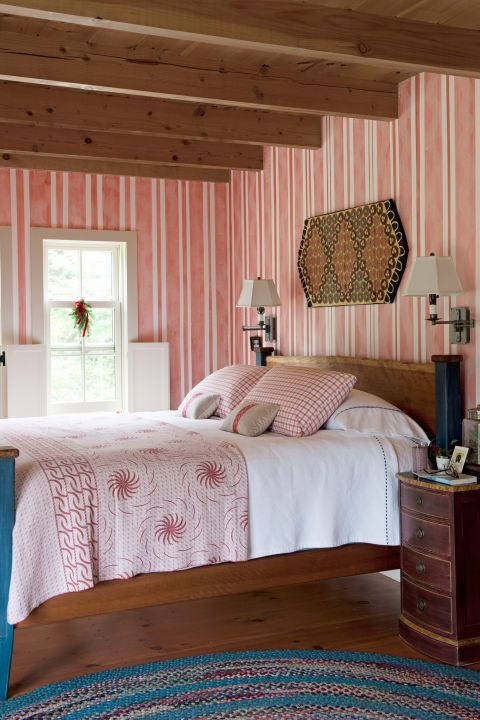 1000 images about bedrooms on pinterest for Bright bedroom wallpaper