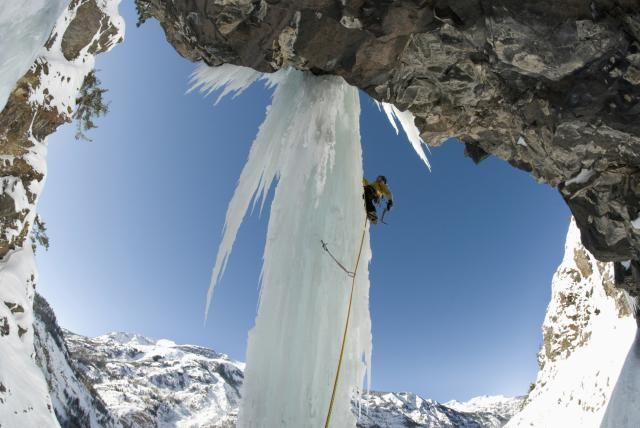 How to Ice Climb at Ouray Ice Park: America's Best Ice Climbing Area: The Ouray Ice Festival