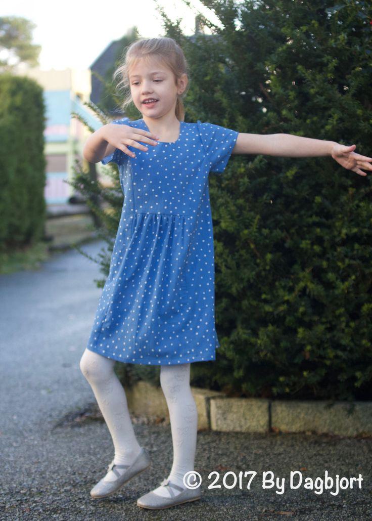 By Dagbjørt: The Flora Dress and Tunic