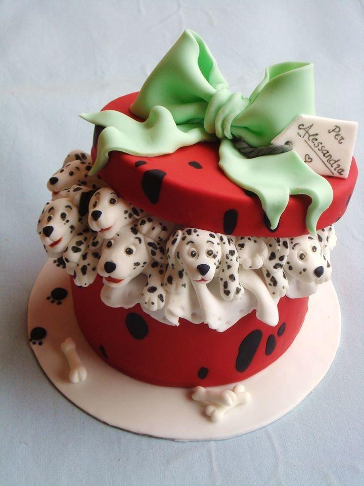 Awesome Cakes #dalmatas