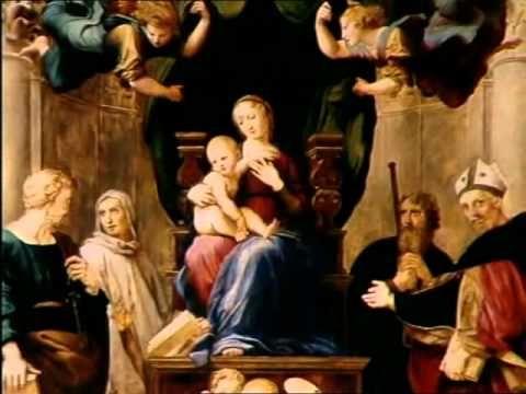 Raffaello - Il prodigio della perfezione - parte 2di3 - YouTube