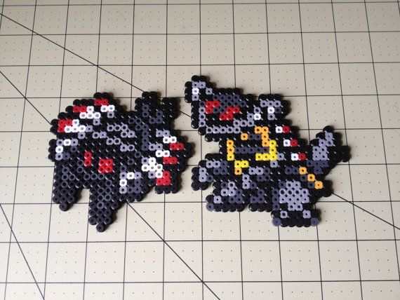 bead sprite set anorith family by toughturtles on