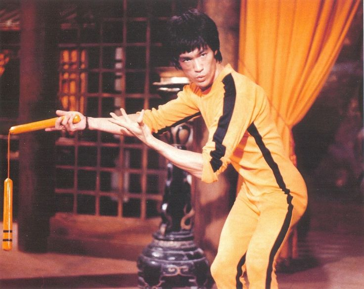 Bruce Lee.                         *****Murilo Vidal.