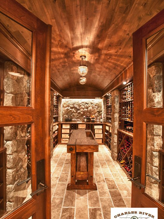 Wine Cellar Design, Pictures,