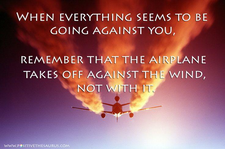 Motivational quote by Henry Ford www.positivethesaurus.com #positivesaurus #henryford #airplane
