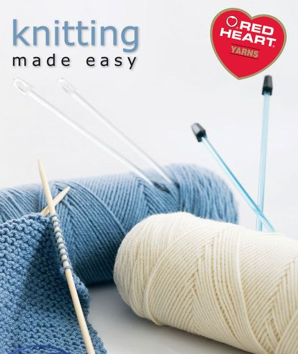 1000+ images about red heart yarn on Pinterest Knitting stitches, Free patt...