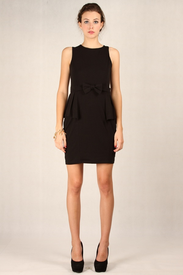 Lindsay Dress Black www.pinkemma.com