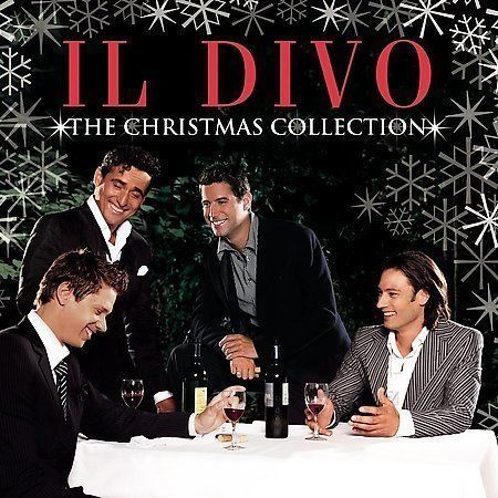 Christmas Collection by Il Divo - Seasonal Holiday Music - Audio CD #Christmas