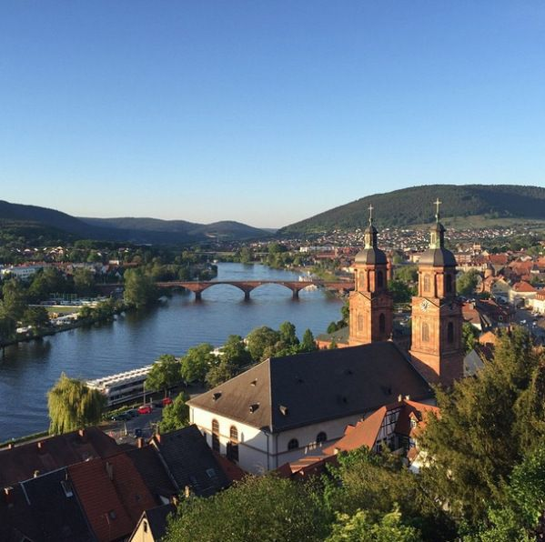 I Want To Visit Germany In German: 116 Best Images About My Beautiful Miltenberg / Germany On