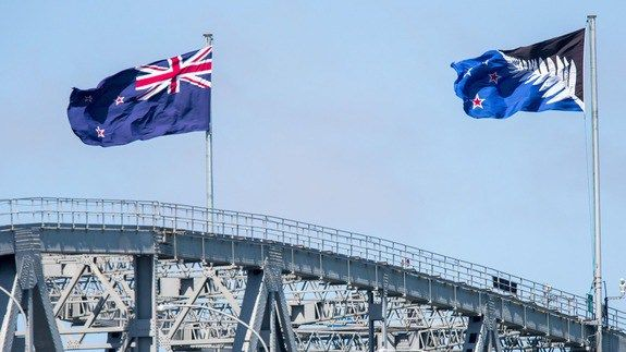 New Zealand votes to keep flag with Union Jack http://ift.tt/22HoOMA  After the government gave New Zealanders the option to change their flag the country decided to stick with the status quo opting to keep its current flag by a vote of 57% to 43%.  More than 2 million people voted in the ballot to decide whether to keep the British Union Jack on their flag or replace it with a silver fern. The results were announced Thursday.  SEE ALSO: New Zealand releases shortlist for its new flag and no…