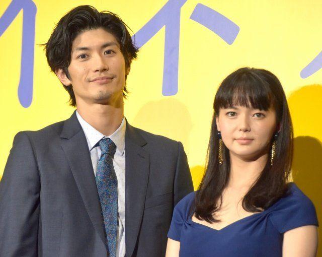 三浦春馬 多部未華子と3度目のカップル役に 感慨深いです Oricon News