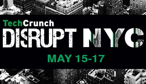 Giveaway: Enter to win a trip to Disrupt NY 2017