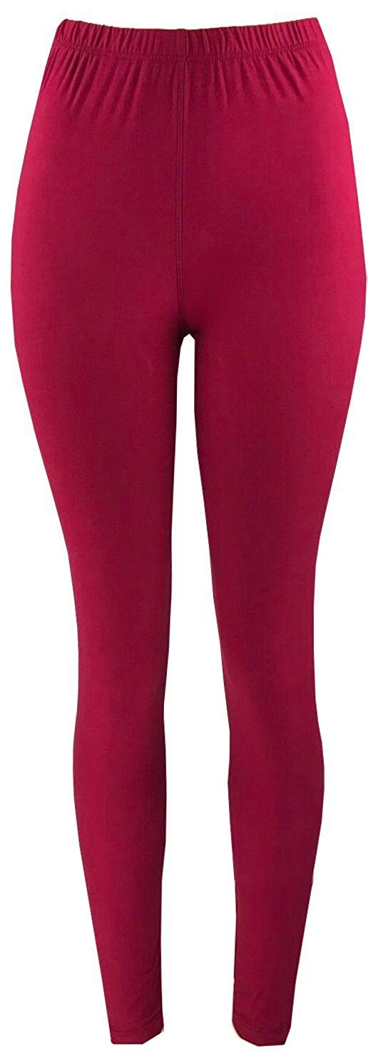 Lush Moda Extra Soft Leggings - Variety of Colors - Yoga Waist - Burgundy at Amazon Women's Clothing store:  https://www.amazon.com/gp/product/B01N2AWQ9W/ref=as_li_qf_sp_asin_il_tl?ie=UTF8&tag=rockaclothsto_fitness-20&camp=1789&creative=9325&linkCode=as2&creativeASIN=B01N2AWQ9W&linkId=90dab0b8ace0e82a7f5a7df2b6eb8599