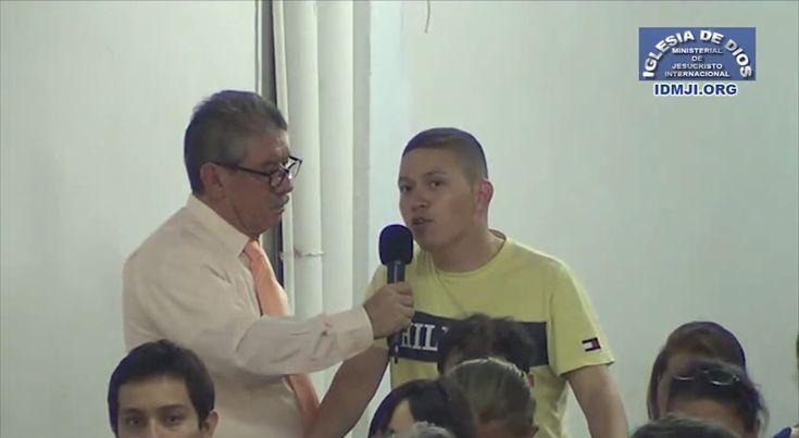 Testimonio en Neiva, Huila – 2013