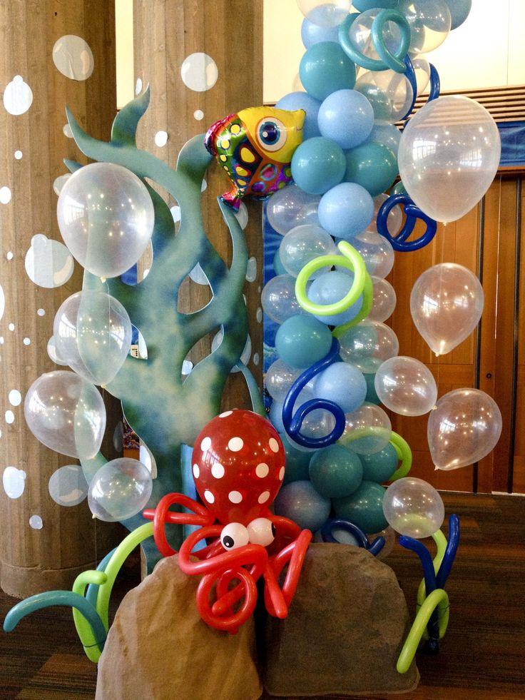 Best 25 Mermaid Balloons Ideas On Pinterest 1st
