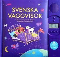 Vaggvisan är det oöverträffade sättet att få ett barn att somna. Musiken ger lugn och ro och förälderns röst ger trygghet. Men även om man minns en visa är det inte alltid man kommer ihåg hela texten - och hur var det nu melodin gick? Lösningen finns i denna spelande bok med våra bästa vaggvisor. Här finns en klassiker men också ett par moderna - av Håkan Hellström och Allan Edwall. Musikern Martin Östergren har spelat in melodierna på piano. Här finns alltså inte enbart texter utan också…