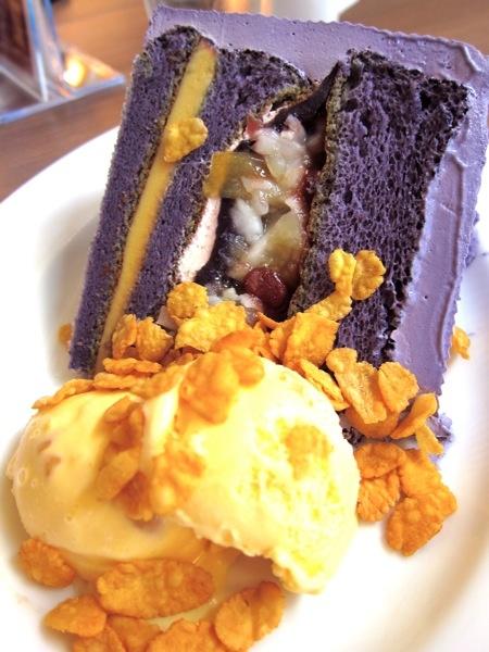 Halo Halo Cake!!!