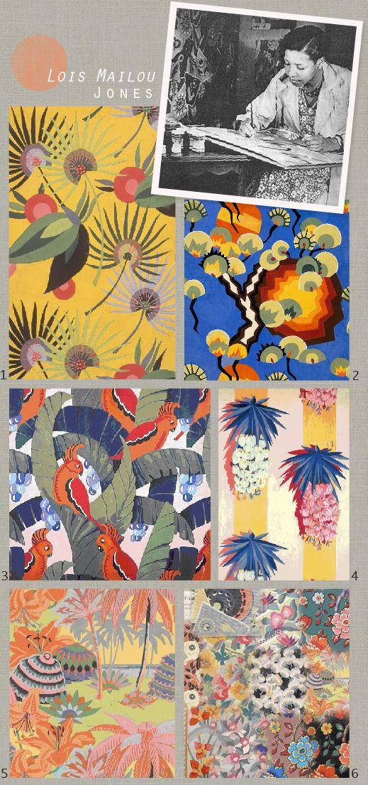 blogged: Harlem Renaissance artist Lois Mailou Jones