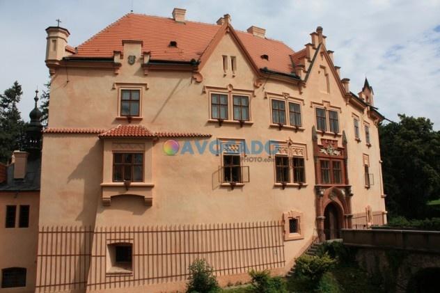 Castle Vrchotovy Janovice