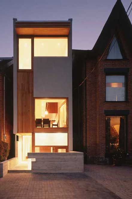 Arquitectura de 'relleno' :-)