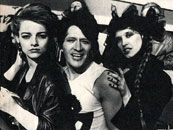 1979 with Herman and Lene Lovich