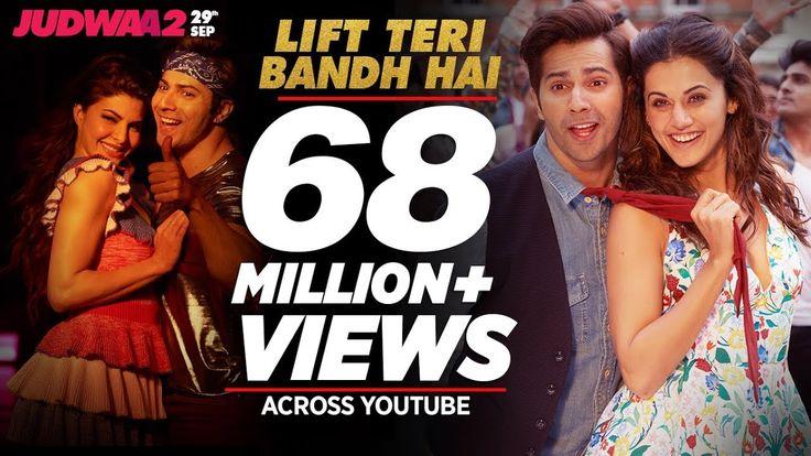awesome Lift Teri Bandh Hai Song | Judwaa 2 | Varun | Jacqueline | Taapsee | David Dhawan | Anu Malik