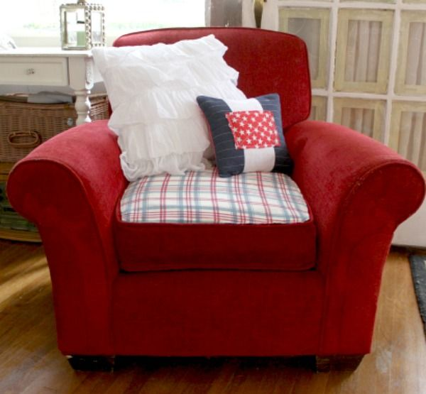 Upholstery Furniture Repair: How To Repair A Cat Scratched Chair Or Sofa