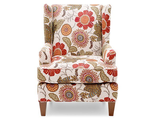 Magnolia Sofa In 2020 Accent Chairs Patterned Chair Patio