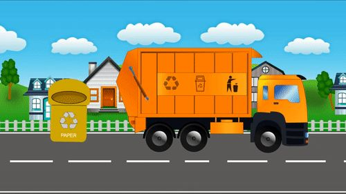 Peppa Pig Peppa Pig Games And Garbage Truck Cartoon for Kids