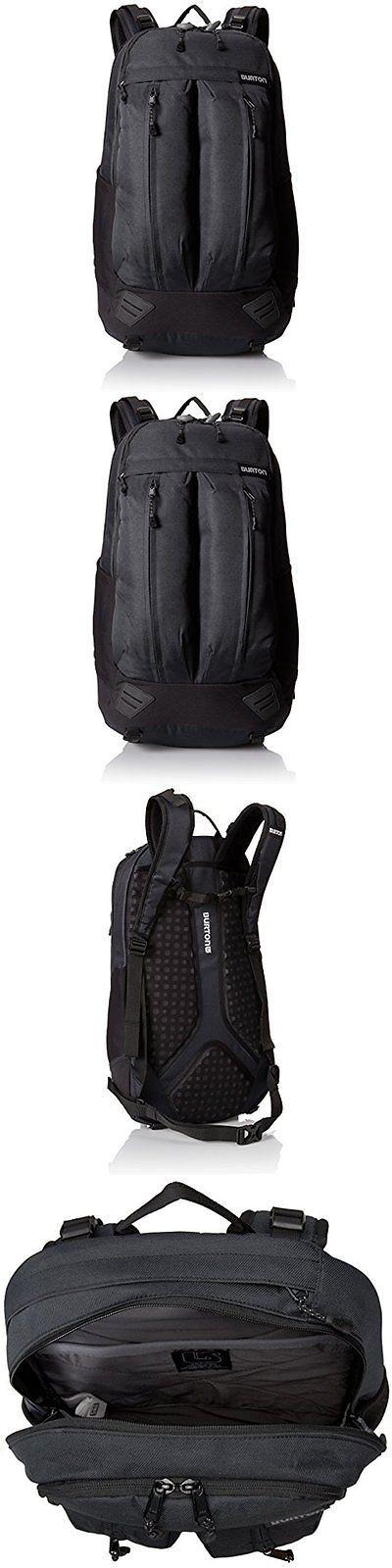 Other Skateboarding Clothing 159079: Burton Bravo Pack, True Black Heather Twill -> BUY IT NOW ONLY: $95.29 on eBay!