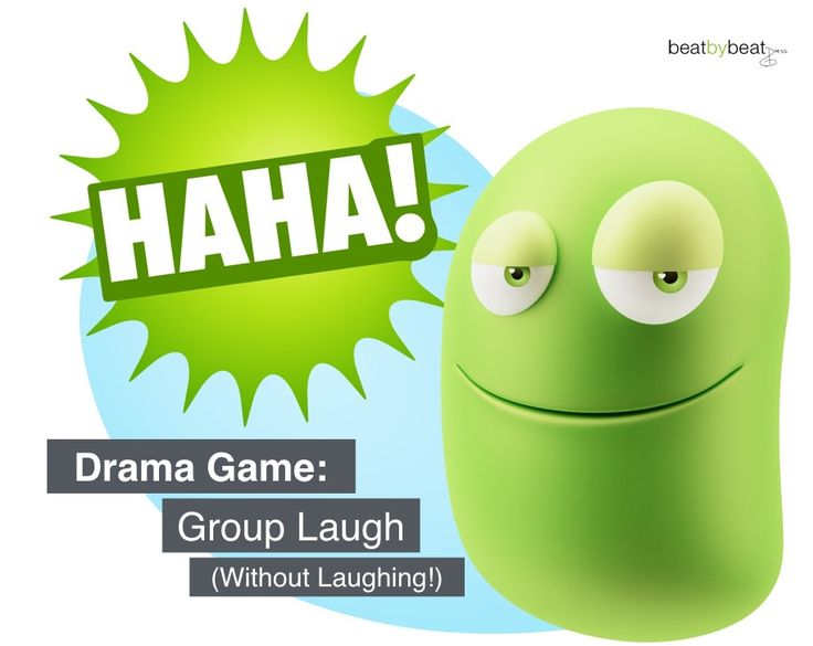 Drama Game: Group Laugh (Without Laughing)