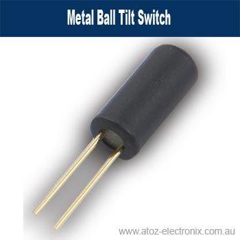 Metal Ball Tilt Switch