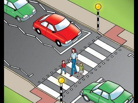 Trafikte Yayalar * Hayat Bilgisi