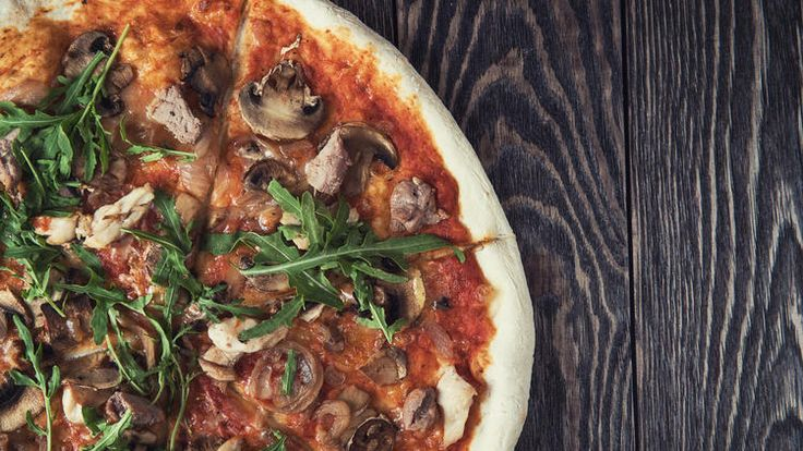 A study by Penn State just justified our go-to pizza order. Mushrooms, like the kind your local pizza delivery lays beneath gooey, drool-worthy layers of cheese, contain high concentrations of rare anti-aging compounds. Two antioxidants, ergothioneine and glutathione, have been linked to a decrease in wrinkle-causing free radicals.