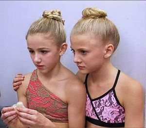 Chloe and Paige