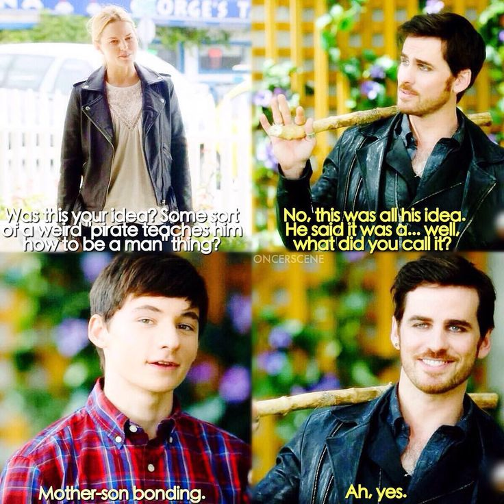 "Emma Swan,  Killian Jones and Henry - 6 * 3 ""The Other Shoe"" #CaptainSwan"