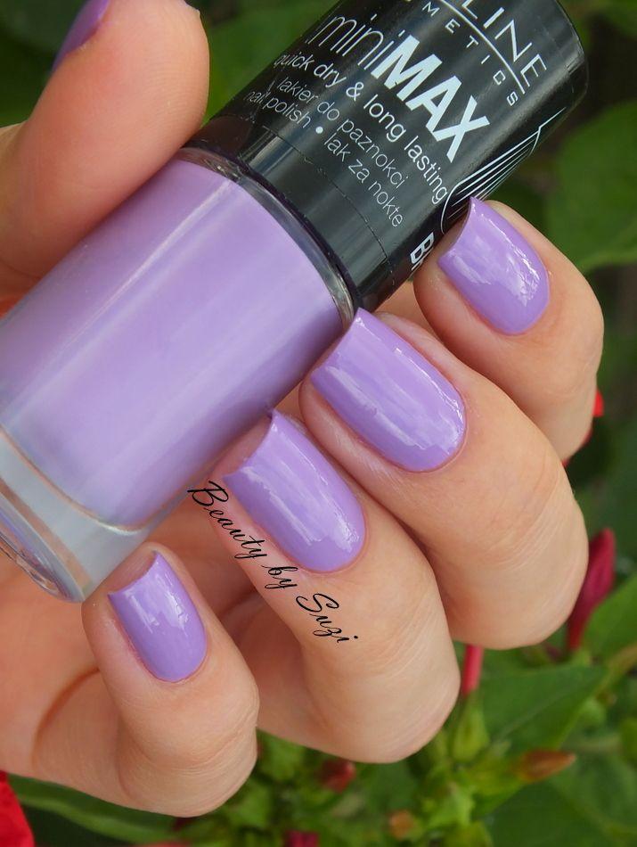 Eveline miniMAX Quick Dry & Long Lasting Nail Polish 936 ♥