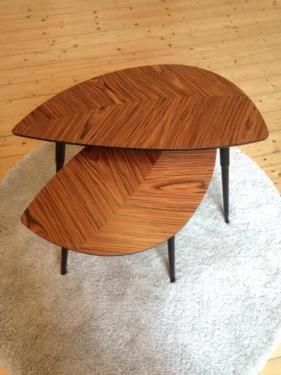 stoliki IKEA LÖVBACKEN, średni brąz jako 2 combi w Hamburg - Altona | Sprzedam stolik używany | eBay Ogłoszenia