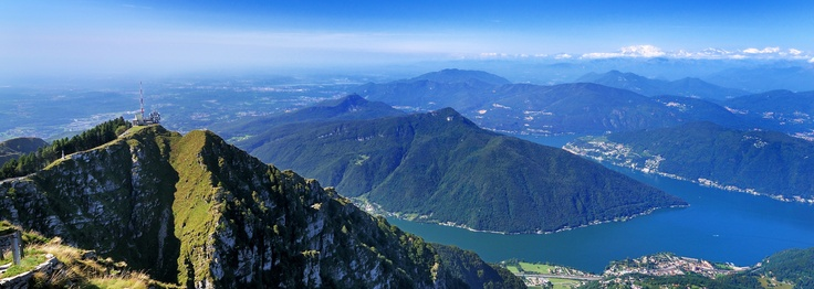 Magical landscapes, Monte Generoso. Come to Switzerland and check them  out!  ;)